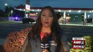 ARMED ROBBERY - MONICA REPORTS [Video]
