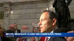Bevin and Beshear [Video]