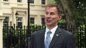 Jeremy Hunt: This is a 'closer race' than people think [Video]