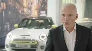 World Premiere of the new MINI Electric - Pieter Nota, Member of the Board of Management BMW AG [Video]