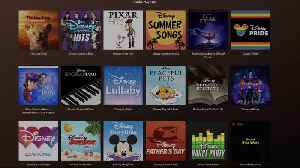 Disney partners with Spotify for Disney Hub [Video]