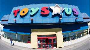 Toys R Us To Open 2 New Stores During The Holidays [Video]