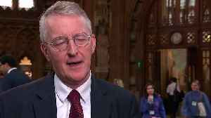 Hilary Benn: Parliament will not be shut out [Video]