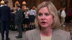 Justine Greening: We need Parliament amid Brexit 'crisis' [Video]