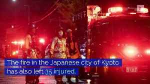 33 Confirmed Dead at Kyoto Animation After Suspected Arson Attack [Video]