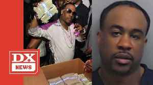 Alabama Rapper K Digga Arrested After Allegedly Throwing $250K Of Meth From His Balcony [Video]