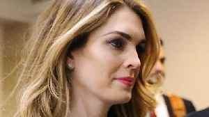 Did Hope Hicks Lie In Closed Congressional Interview? [Video]