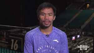 Manny Pacquiao On A Potential Rematch With Floyd Mayweather [Video]