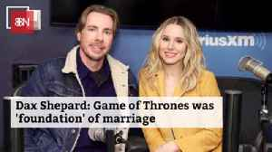 Dax Shepard And Kristen Bell Are Game Of Thrones Fanatics [Video]