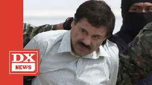 El Chapo Sentenced To Life In Prison & Ordered To Forfeit $12.6 Billion Fortune [Video]