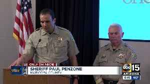 Sheriff Penzone addresses case of veteran evicted over $221 [Video]