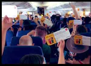 Southwest Surprises Passengers With Free Nintendo Switch on Comic-Con Flight [Video]