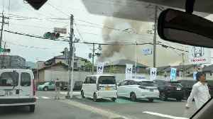 Animation Studio Fire in Kyoto Leaves More Than 20 Dead [Video]