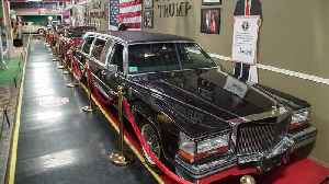 Inside Trump's 'World's Most Luxurious Limo' | RIDICULOUS RIDES [Video]