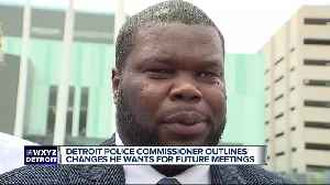 Commissioner Willie Burton to hold press conference after charges dropped [Video]