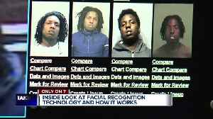 Detroit police give 7 Action News a look at how they're using facial recognition technology [Video]