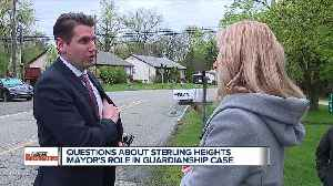 Ethics questions raised about Sterling Heights mayor's role in guardianship case [Video]