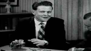 David Warren explains his invention to the BBC in 1958 [Video]