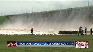 High lake levels across Green Country [Video]