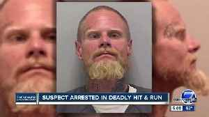 Authorities arrest man in Nebraska after 4th of July hit-and-run that left bicyclist dead in Parker [Video]
