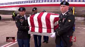 Remains of Korean War vet returned to Kentucky after nearly 70 years [Video]