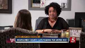 Montgomery Co. cuts funding for United Way [Video]