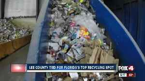 Lee County ranked top in state for recycling [Video]