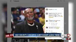 Security concerns over FaceApp aging trend [Video]