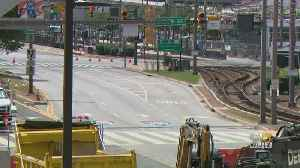 City Officials Anticipating Major Traffic Delays Ahead Of Sinkhole Repair, Busy Weekend In Baltimore [Video]