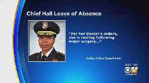 Dallas Police Chief Renee Hall Recovering After Major Surgery [Video]