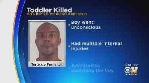 Man Charged With Capital Murder For Allegedly Killing Girlfriend's 2-Year-Old Son In Fort Worth [Video]