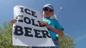 News video: Utah Boy Selling `ICE COLD BEER` Prompts Calls to Police