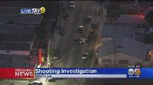 Child Injured In South LA Shooting, Condition Unknown [Video]