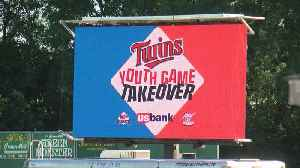 Twins Bring Little League Takeover To St. Paul [Video]