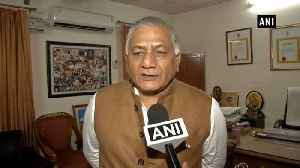 'Pakistan will realise their mistake and return Jadhav': VK Singh [Video]
