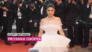 You won't believe how different Priyanka Chopra looked [Video]