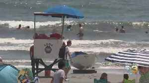 Rip Current Warning Issued For Entire Jersey Shore On Wednesday [Video]