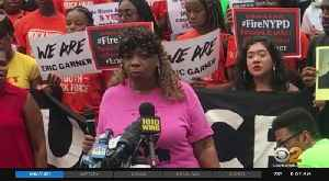 Eric Garner's Mother To Lead Rally At Gracie Mansion [Video]