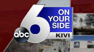 KIVI 6 On Your Side Latest Headlines | July 18, 5am [Video]