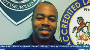 Community Mourning Fallen Pittsburgh Police Officer [Video]