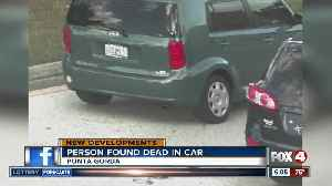 Dead body found in car belonging to missing Charlotte County woman [Video]