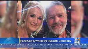 News video: FaceApp Owned By Russian Company
