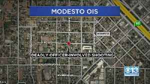 Deputies Shoot, Kill Kidnapping Suspect Who Took Person Hostage During Attempted Arrest In Modesto [Video]