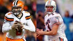 Will Cleveland Browns quarterback Baker Mayfield set the NFL record for most passing touchdowns in his first two seasons? [Video]
