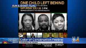 News video: University Of Denver Hosts 'Color of Conversation' Festival Featuring African American Films