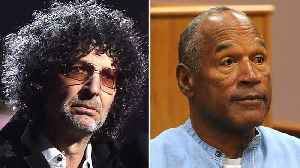 Howard Stern Believes Twitter Should Ban O.J. Simpson | THR News [Video]