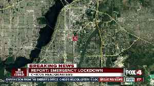 Emergency lockdown at Chico's headquarters -- 11:53am live report [Video]