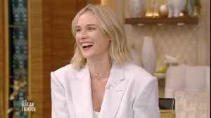 Diane Kruger Spent Her Birthday in Paris with Norman Reedus and Their New Baby [Video]