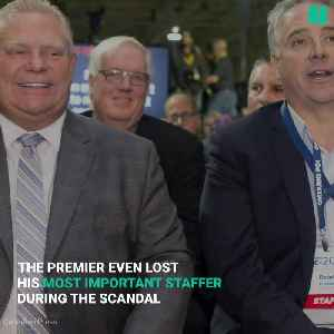 The Ford Government's Cronyism Scandal: Explained In 90 Seconds [Video]