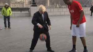 Boris Johnson's memorable moments [Video]